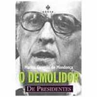 LACERDA - CAPA DO LIVRO DEMOLIDOR DE PRESIDENTES